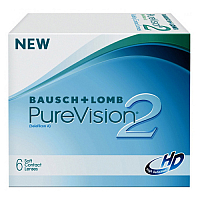 Bausch+Lomb PureVision 2