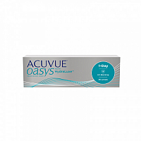 Acuvue Oasys with HydraLuxe (подарочная)