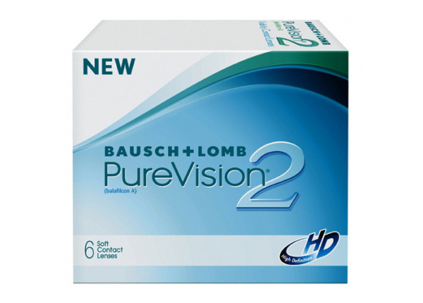 Bausch & Lomb Pure Vision 2