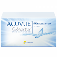Acuvue Oasys with Hydraclear Plus (подарочная)